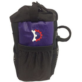 Revelate Designs Mountain Feedbag Handlebar Bag crush purple